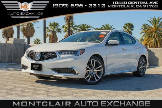 2020 Acura TLX V6 FWD with Technology Package