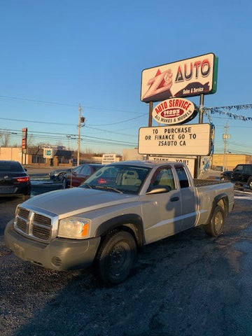 2006 Dodge Dakota ST Club Cab RWD