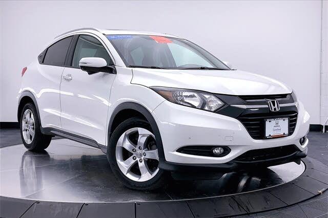 2016 Honda HR-V EX-L AWD with Navigation
