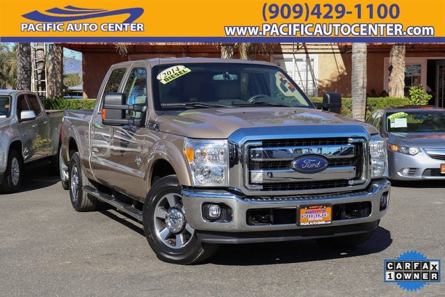 2014 Ford F-350 Super Duty Lariat Crew Cab