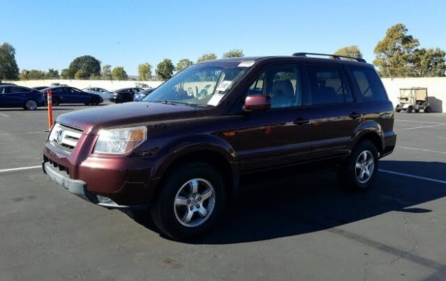 2008 Honda Pilot EX-L with Nav