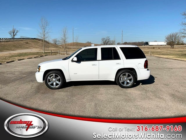 Used 2006 Chevrolet Trailblazer Ss Rwd For Sale Right Now Cargurus