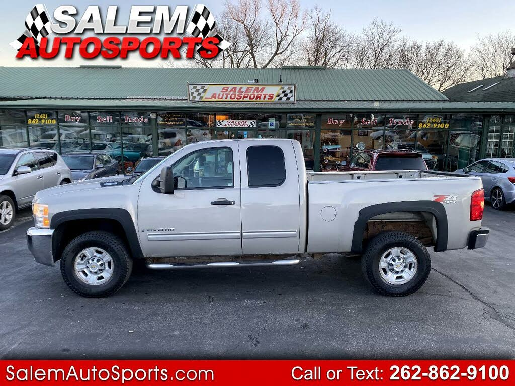 Used 2009 Chevrolet Silverado 2500hd For Sale Right Now Cargurus