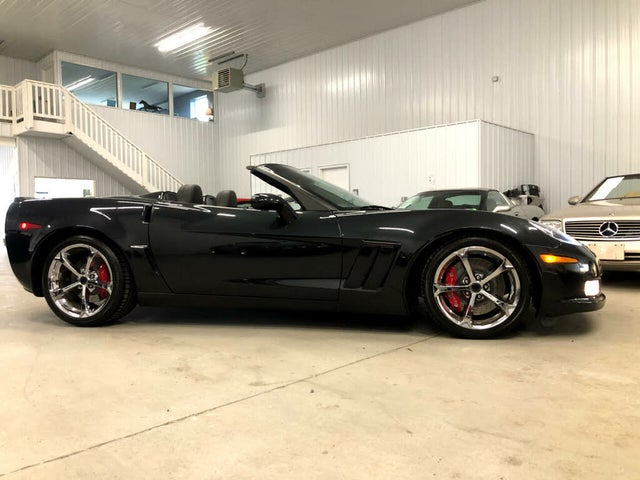 2012 Chevrolet Corvette Z16 Grand Sport 4LT Convertible RWD