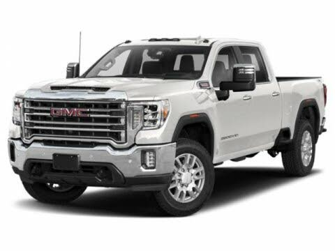 2020 GMC Sierra 2500HD Base Crew Cab 4WD