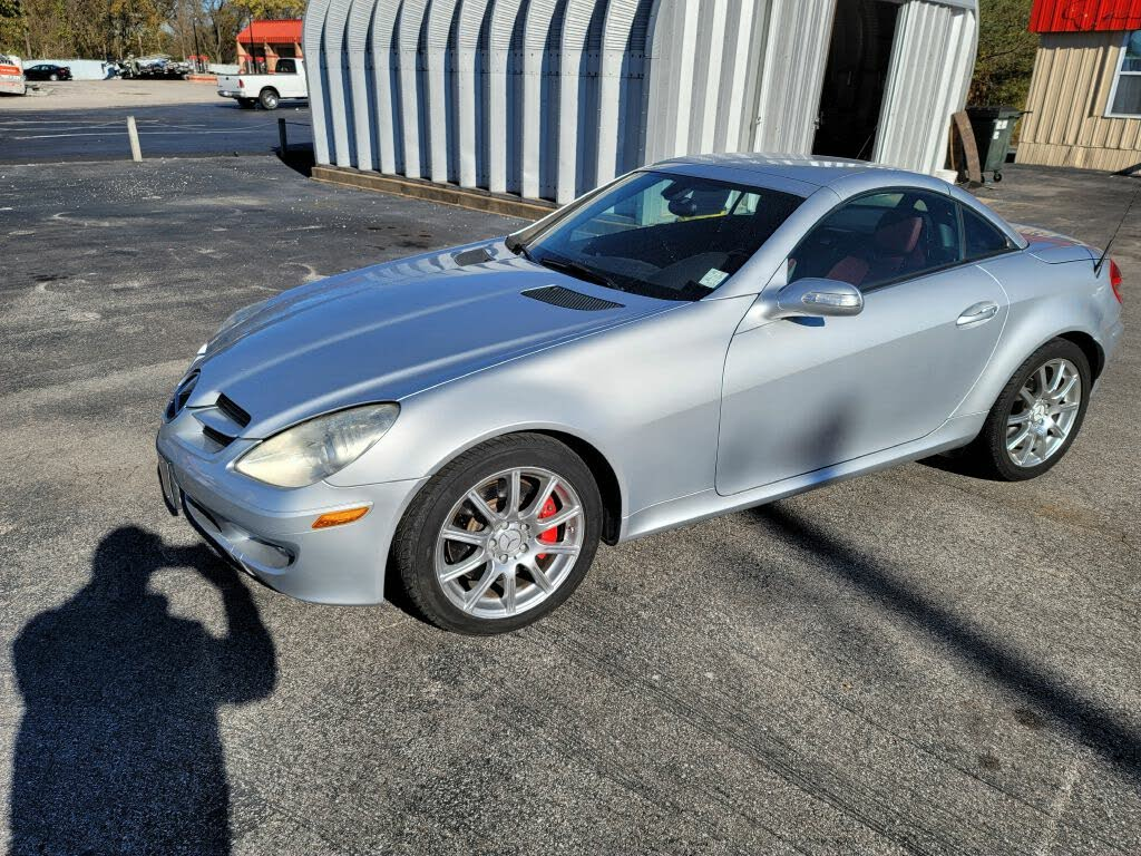 Used Mercedes Benz Slk Class For Sale Right Now Cargurus
