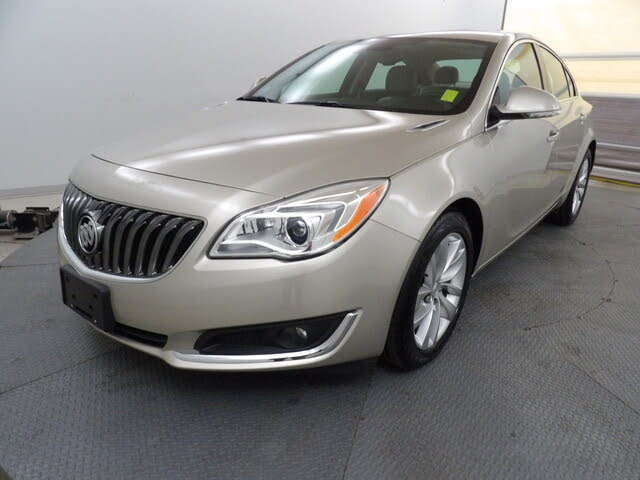 2016 Buick Regal Premium II Sedan FWD
