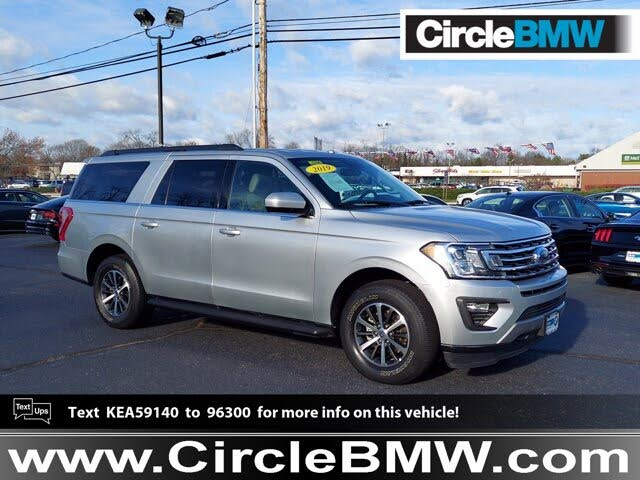 2019 Ford Expedition MAX XLT 4WD