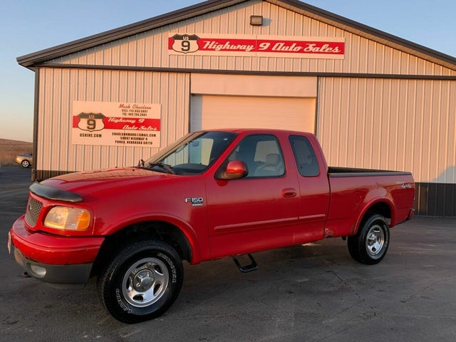 2003 Ford F-150 XLT Extended Cab 4WD SB