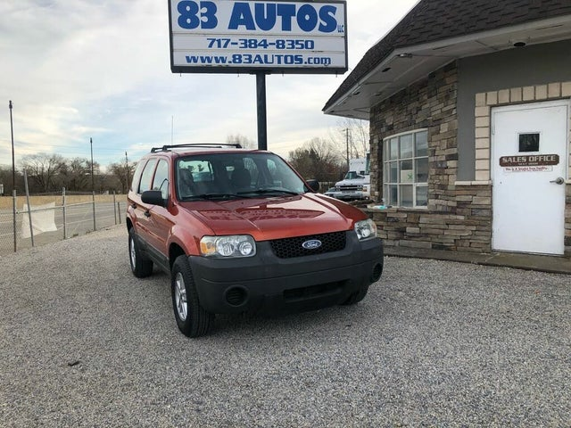 2007 Ford Escape XLS AWD