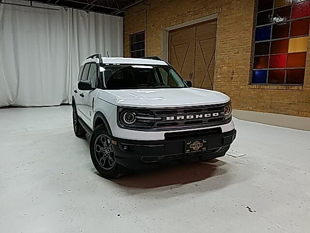 2021 Ford Bronco Sport Big Bend AWD for Sale in Waco, TX ...