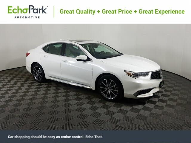 2018 Acura TLX V6 FWD with Technology Package