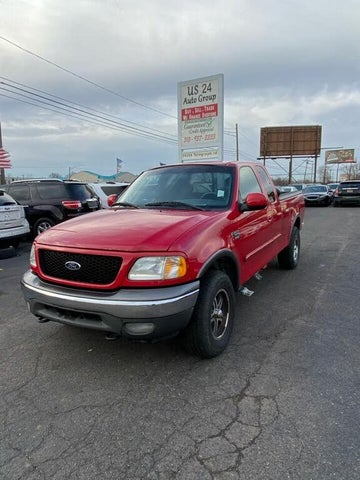 2003 Ford F-150 XLT Extended Cab 4WD LB