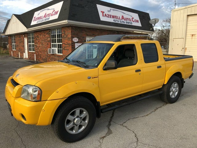 2004 Nissan Frontier 4 Dr SC Supercharged 4WD Crew Cab SB