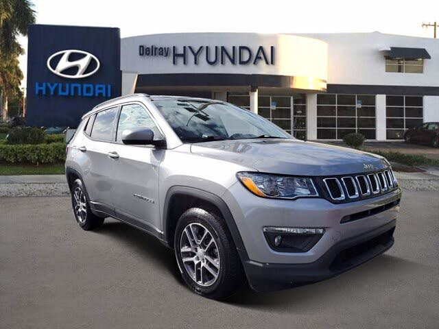 2019 Jeep Compass Sun and Wheel Edition FWD
