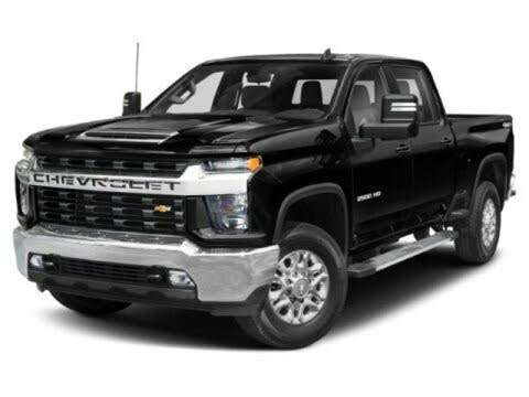 2020 Chevrolet Silverado 2500HD High Country Crew Cab 4WD
