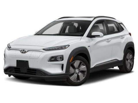 2021 Hyundai Kona Electric Ultimate FWD
