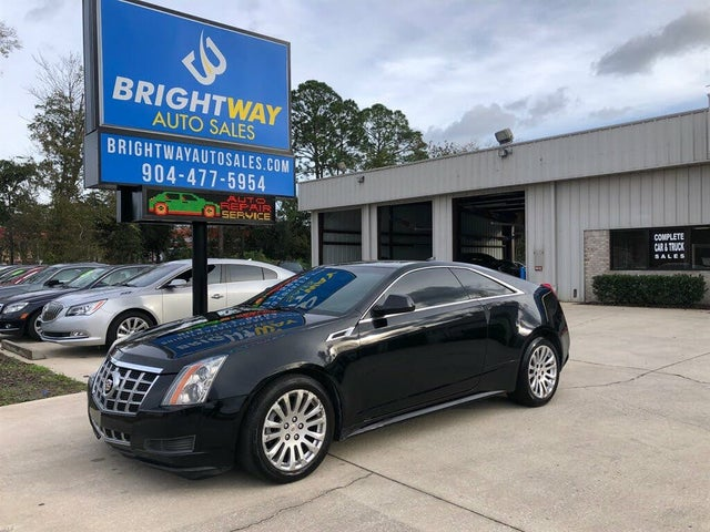 2013 Cadillac CTS Coupe 3.6L AWD