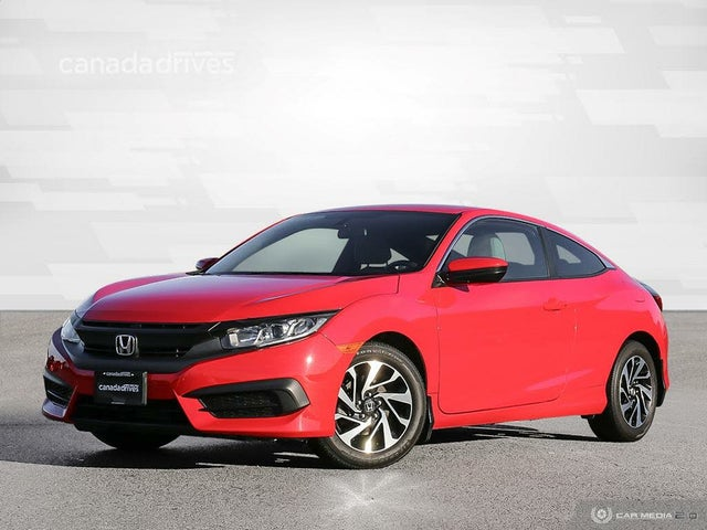 2016 Honda Civic Coupe LX