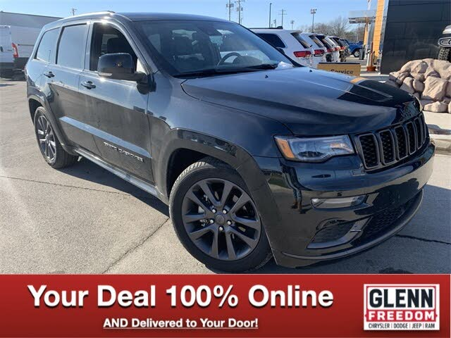 2019 Jeep Grand Cherokee High Altitude 4WD