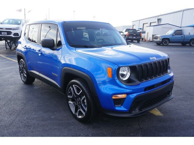 2020 Jeep Renegade Jeepster FWD