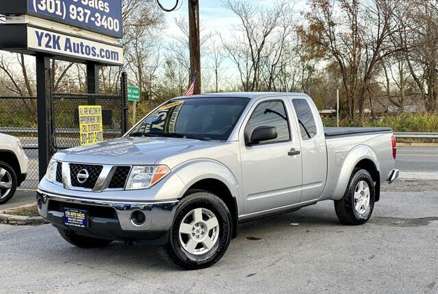 2006 Nissan Frontier SE 4dr King Cab 4WD SB with automatic
