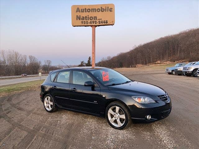 2006 Mazda MAZDA3 s Grand Touring Hatchback