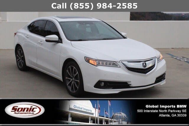 2016 Acura TLX V6 FWD with Advance Package