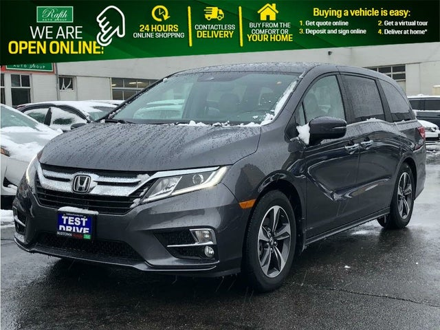2020 Honda Odyssey EX-L FWD with Navigation
