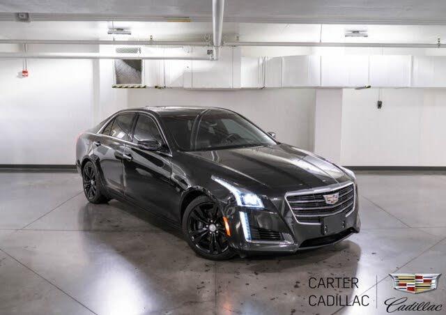 2015 Cadillac CTS 3.6TT V-Sport Premium RWD