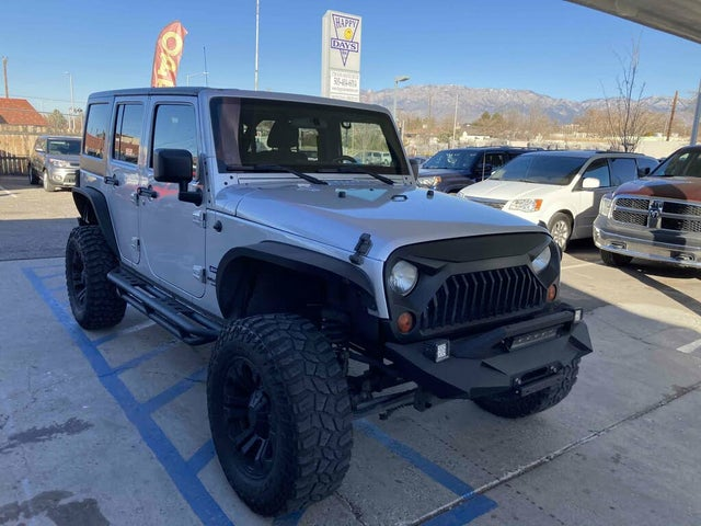2011 Jeep Wrangler Unlimited Sport Mojave 4WD