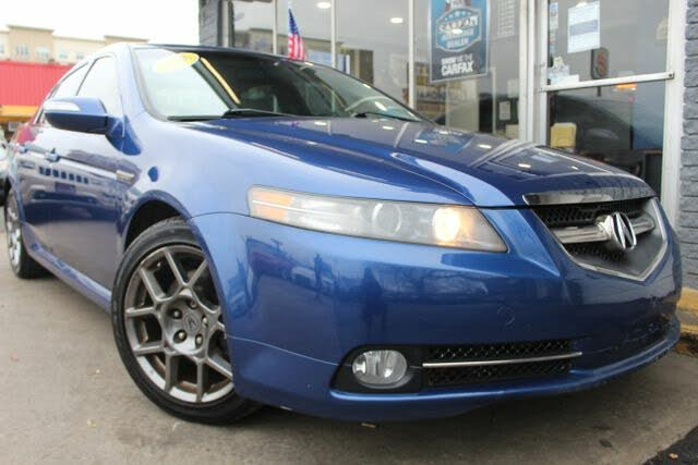 Used 2008 Acura TL Type-S FWD for Sale Right Now - CarGurus