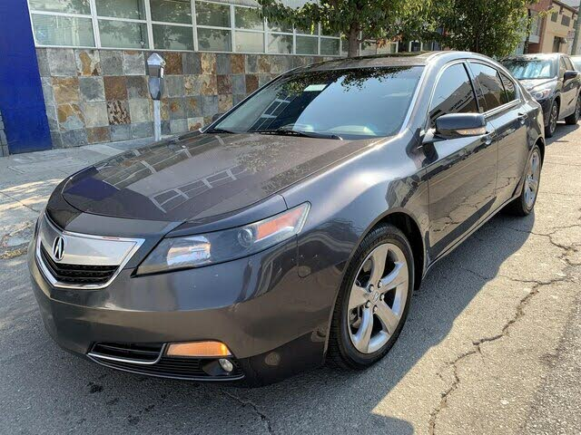 2012 Acura TL FWD with Advance Package
