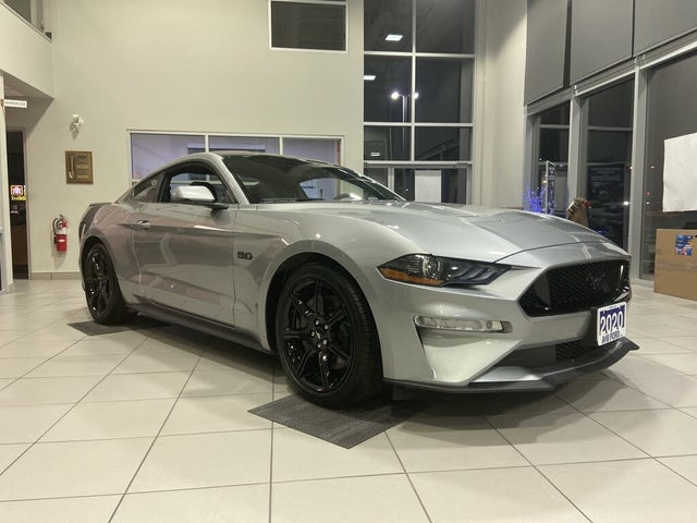 2020 Ford Mustang GT Premium Coupe RWD