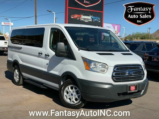 2016 Ford Transit Passenger 150 XLT Low Roof RWD with Sliding Passenger-Side Door