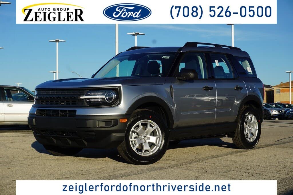 New Ford Bronco Sport For Sale In Springfield Mo Cargurus