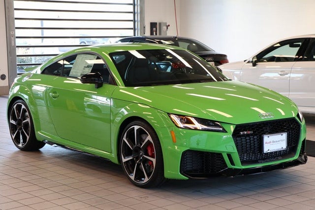 Used 2021 Audi TT RS for Sale Right Now - CarGurus