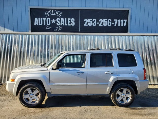 2010 Jeep Patriot Limited 4WD