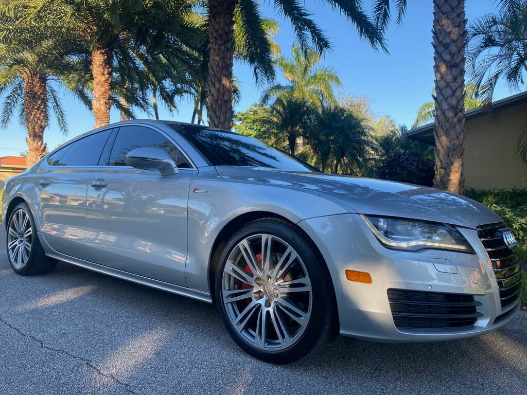 Used 2013 Audi A7 For Sale Right Now Cargurus