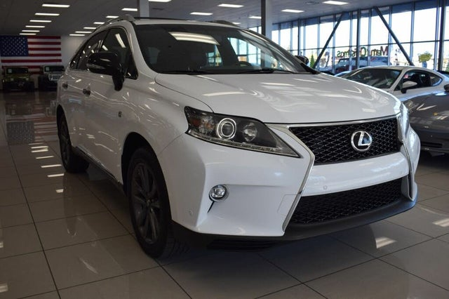 2015 Lexus RX 350 F Sport Crafted Line AWD