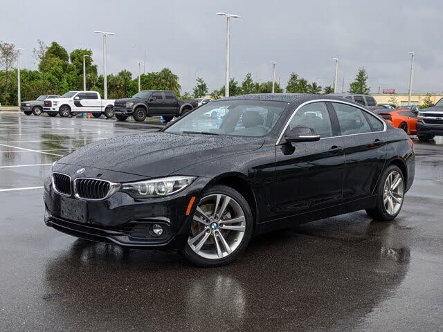 2018 BMW 4 Series 430i xDrive Gran Coupe AWD