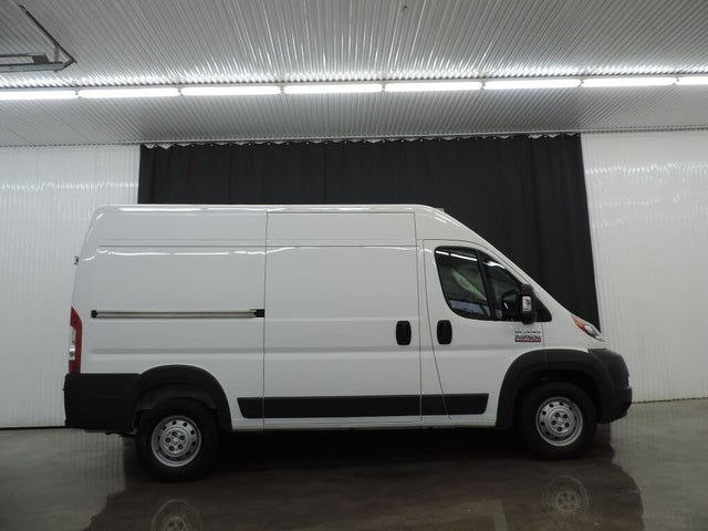 2017 RAM ProMaster 2500 136 High Roof Cargo Van