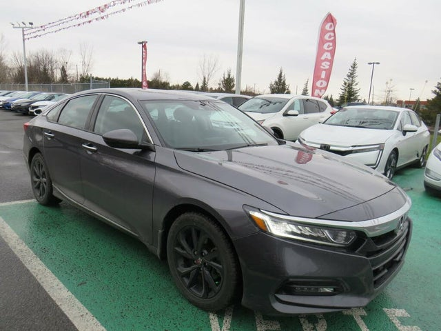 2019 Honda Accord 1.5T EX-L FWD