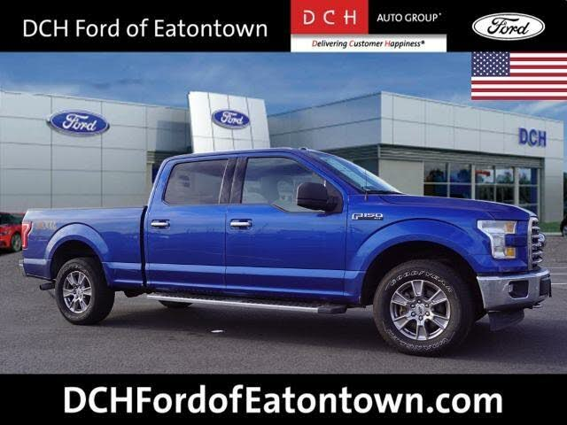 2017 Ford F-150 XLT SuperCrew LB 4WD