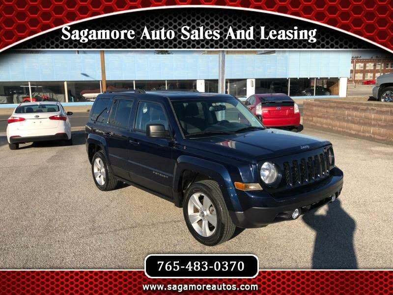 Used Jeep Patriot For Sale Right Now Cargurus