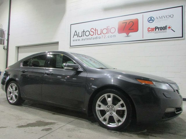 2014 Acura TL SH-AWD with Advance Package