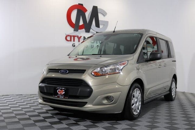 2016 Ford Transit Connect Wagon XLT FWD with Rear Liftgate