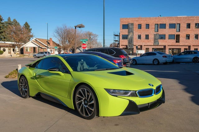 Used Bmw I8 For Sale In Castle Rock Co Cargurus