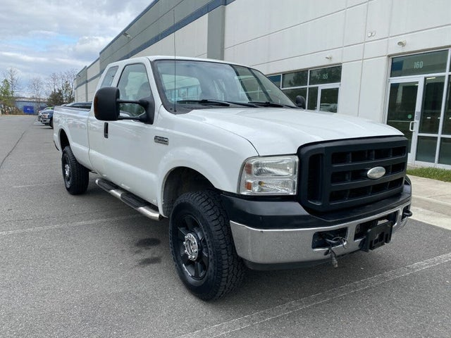 2007 Ford F-350 Super Duty XLT Super Cab 4WD