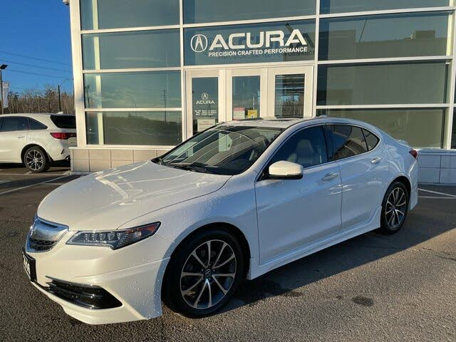 2016 Acura TLX V6 SH-AWD with Technology Package